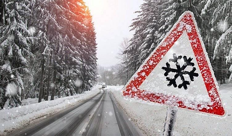Ostrzeżenie - intensywne opady śniegu