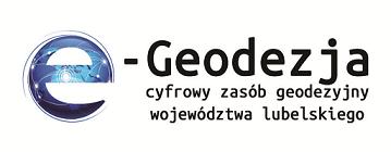 logo graficzne e-Geodezja