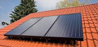 INFORMACJA DLA MIESZKAŃCÓW - realizacja projektu dot. instalacji solarnych, fotowoltaicznych i kotłów na pellet