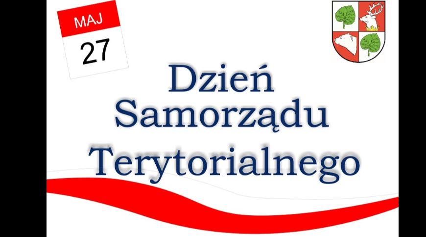 27 maja Dzień Samorządu Terytorialnego