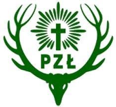 """logo graficzne kołą łowieckiego """"SOKÓŁ"""" z napisami"""