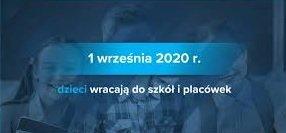 ROZPOCZĘCIE ROKU SZKOLNEGO 2020/2021 WEWNĘTRZNE PROCEDURY BEZPIECZEŃSTWA W WARUNKACH PANDEMII COVID-19