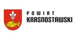 logo powiatu krasnostawskiego